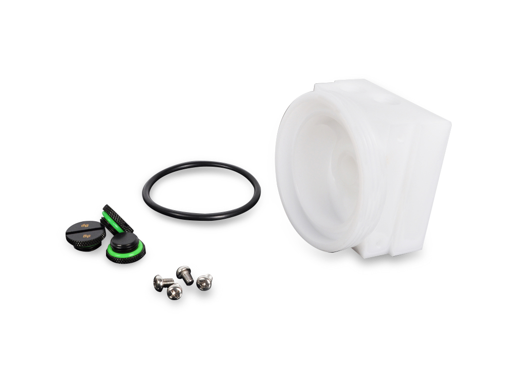 Bitspower D5 MOD TOP  (White