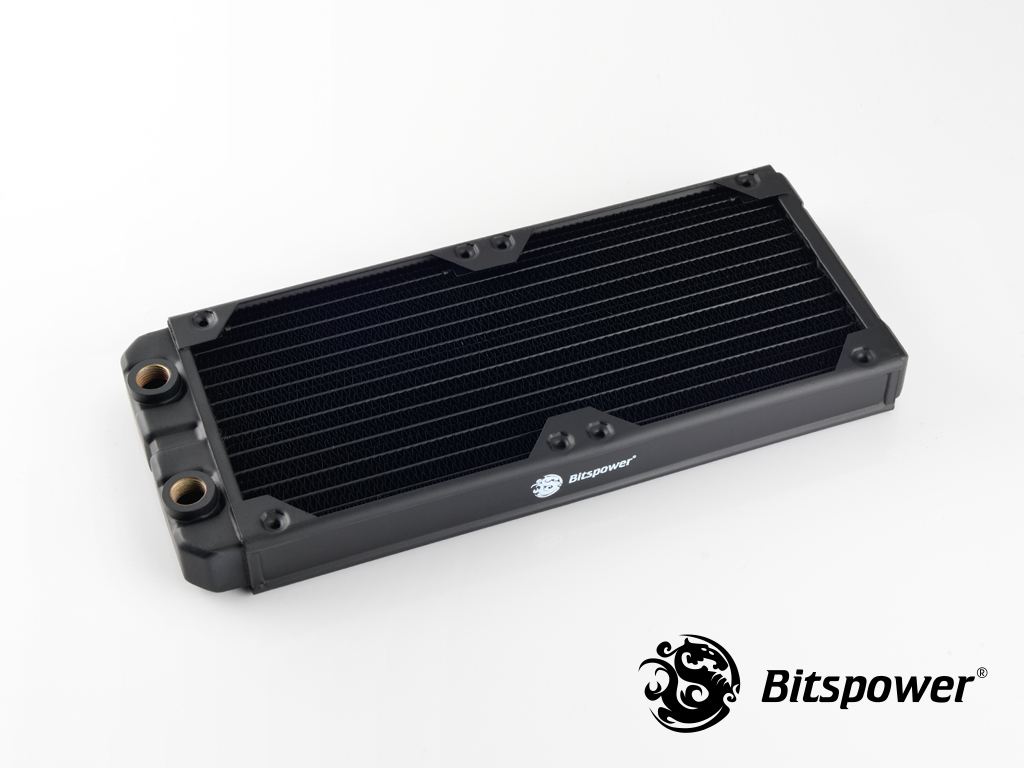 Bitspower Leviathan Slim 240 Radiator