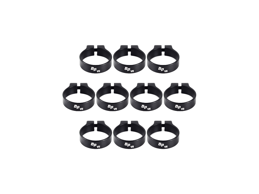 Value Pack 10PCS-Luxury Tube Clamp LTC7 For Tube OD 3/4