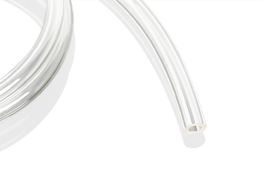 "Bitspower PVC Tubing ID3/8"" OD5/8"" Wall 1/8"" Clear-2M"