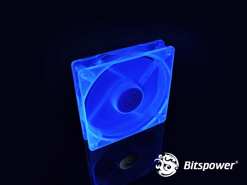 120MM UV-Reactive Fan