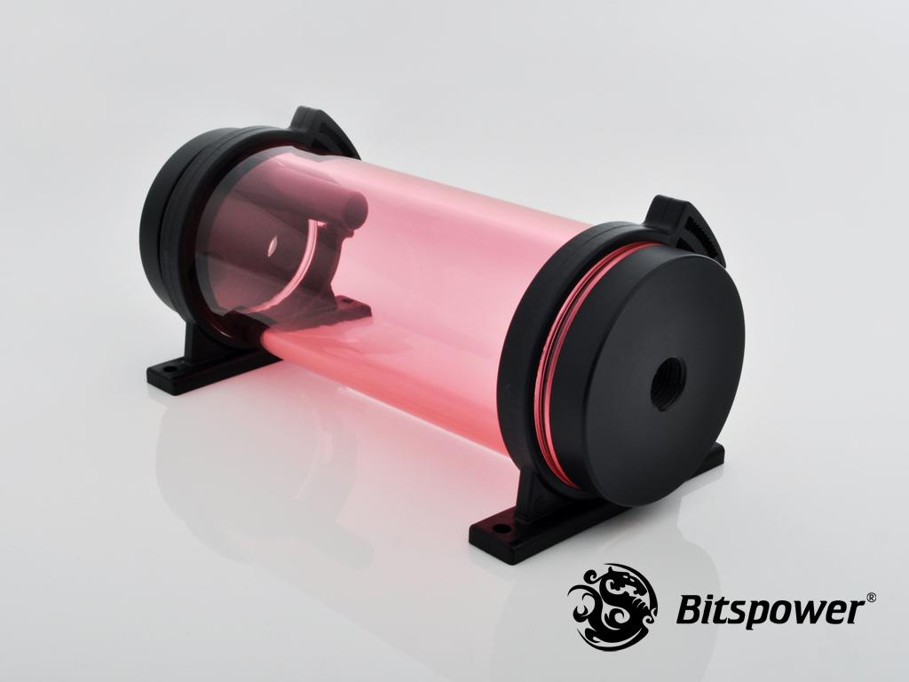 Water Tank Z-Multi 150 (Light ICE Red Body & Black POM Cap Version)