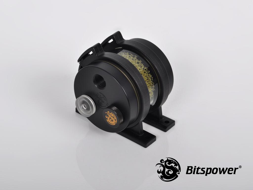 Water Tank Z-Multi 40 (ICE Black Body & Black POM Cap Version)