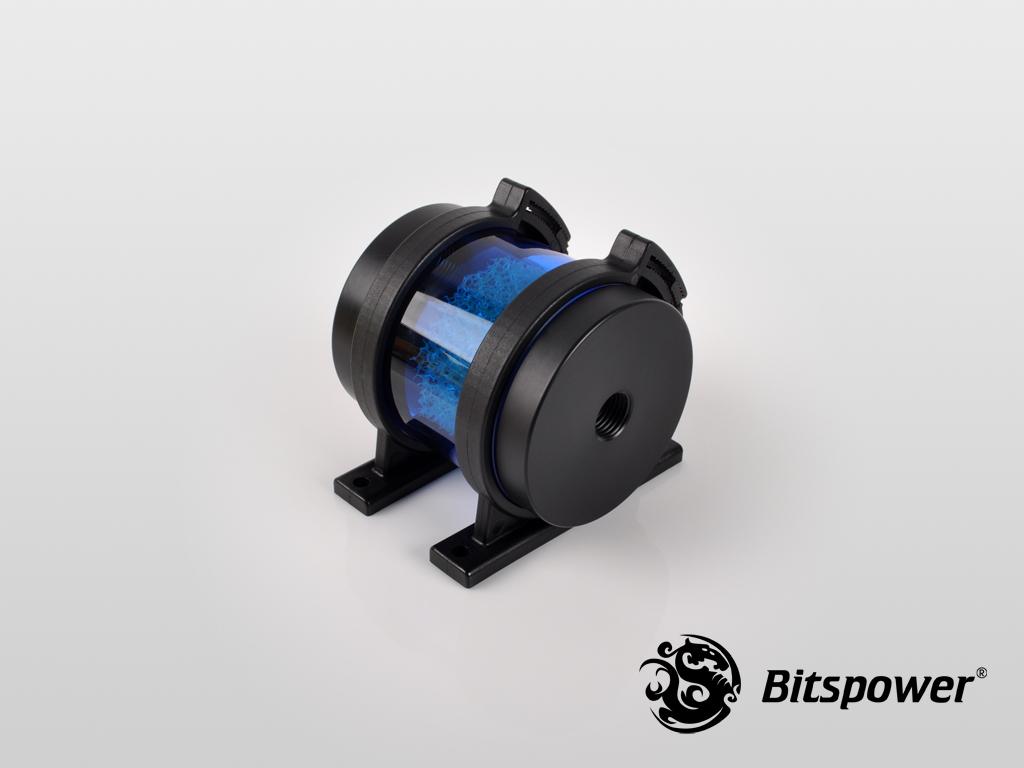 Water Tank Z-Multi 50 (ICE Blue Body & Black POM Cap Version)