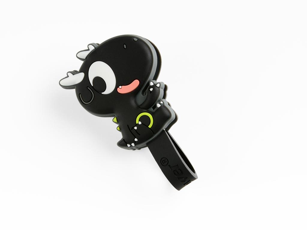 Bitspower Q-Dragon Baby DesignCable Winder Wrap(Green)