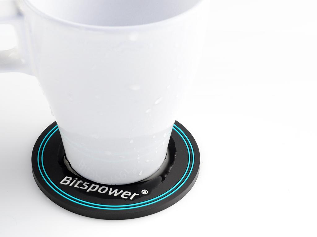 Bitspower 2013 Q-Doll Cup Pad (Blue)