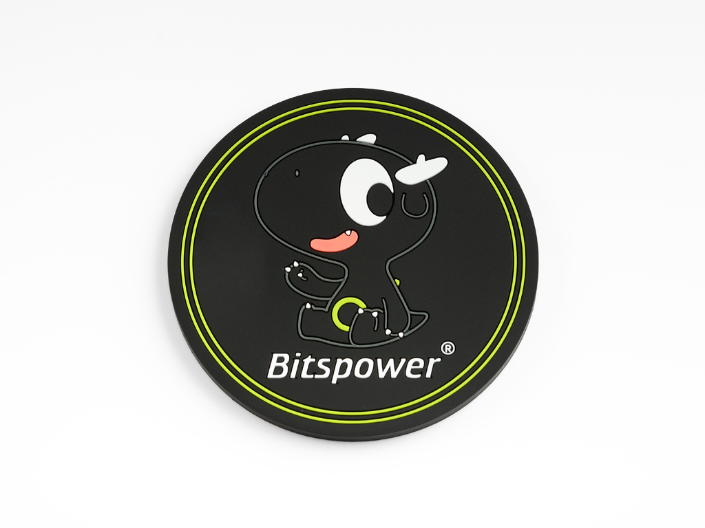 Bitspower 2013 Q-Doll Cup Pad (Green)