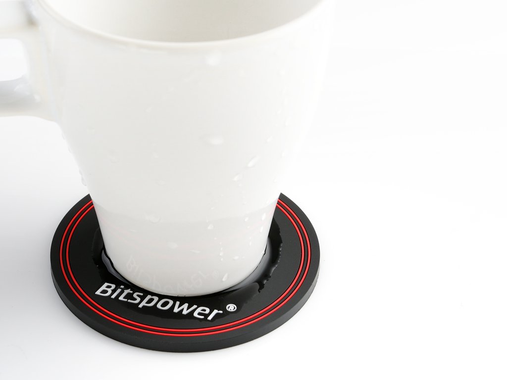 Bitspower 2013 Q-Doll Cup Pad (Red)