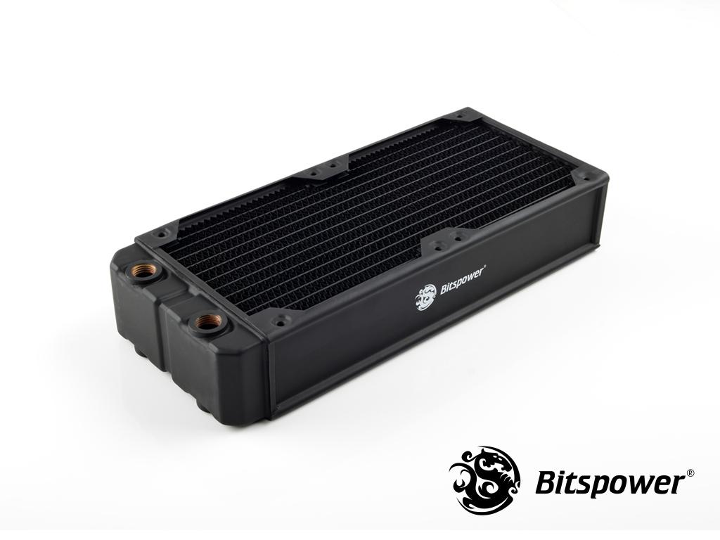 Bitspower Leviathan Xtreme 240 2xG1/4