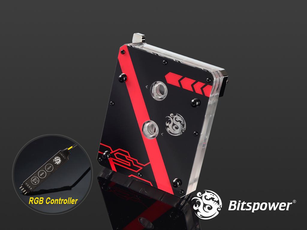 Bitspower ASRock X99 Gaming i7 F.C.B. Nickel (Bitspower Design-Gaming i7)