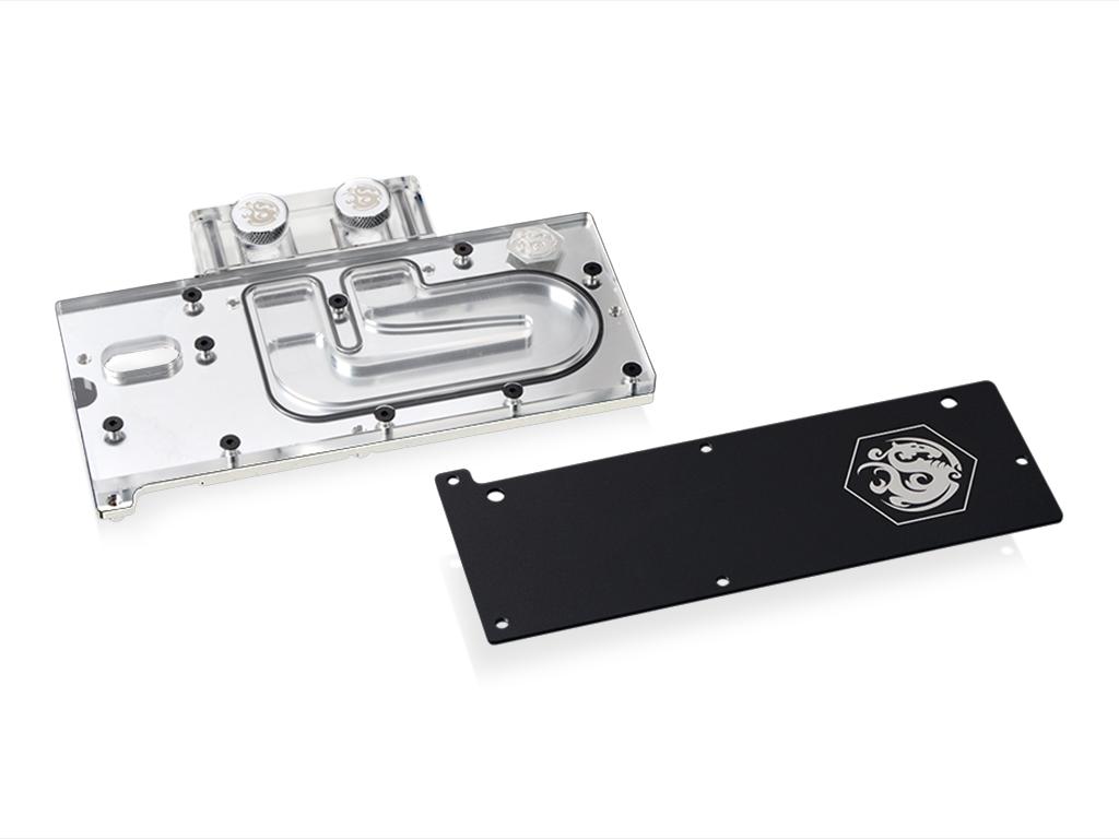 Bitspower SSD-I750 V2 Acrylic (Clear)