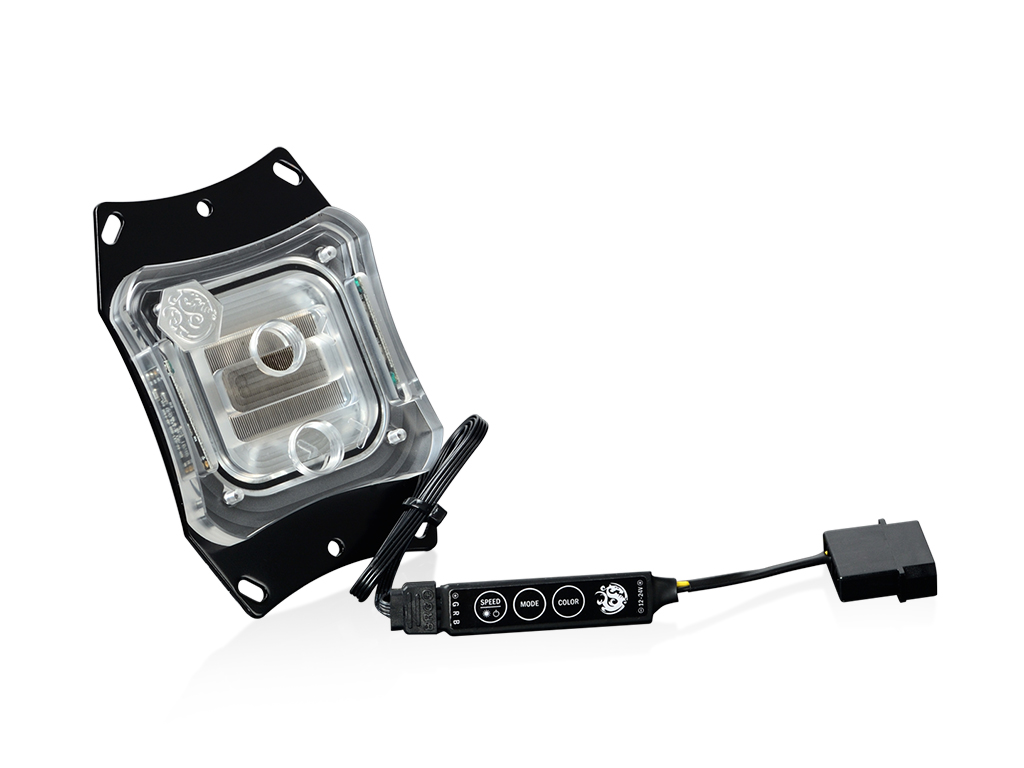 Bitspower CPU Block Summit EF-X AM4
