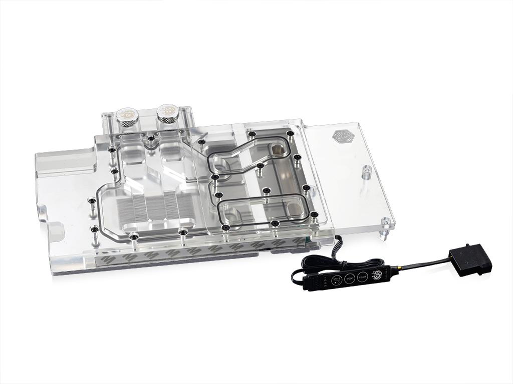 Bitspower MSI GTX 1080Ti GAMING X Acrylic (Clear)