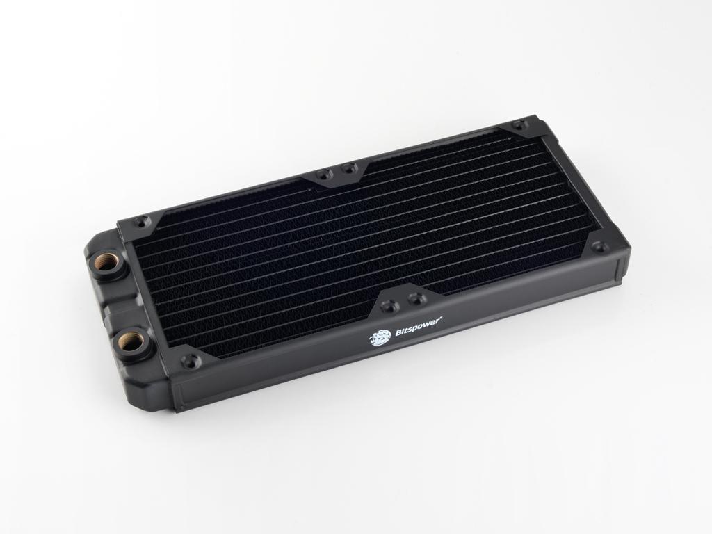 Bitspower Leviathan SF 240 4xG1/4