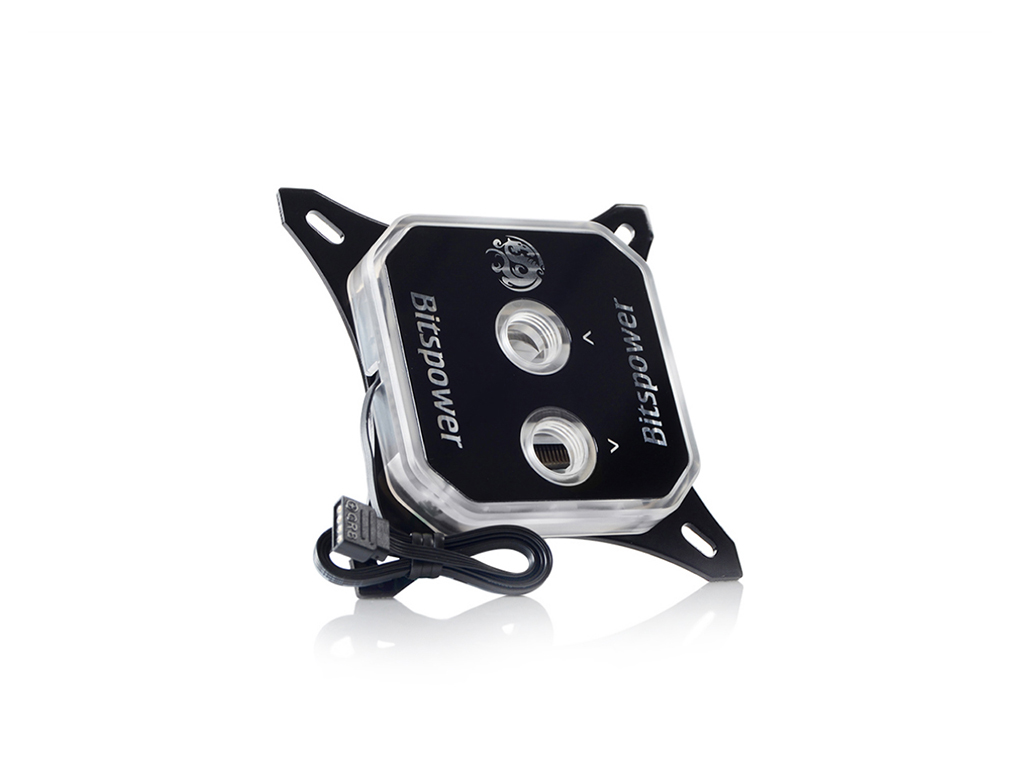 Bitspower CPU Block Summit EF(Armor Version) - Digital RGB