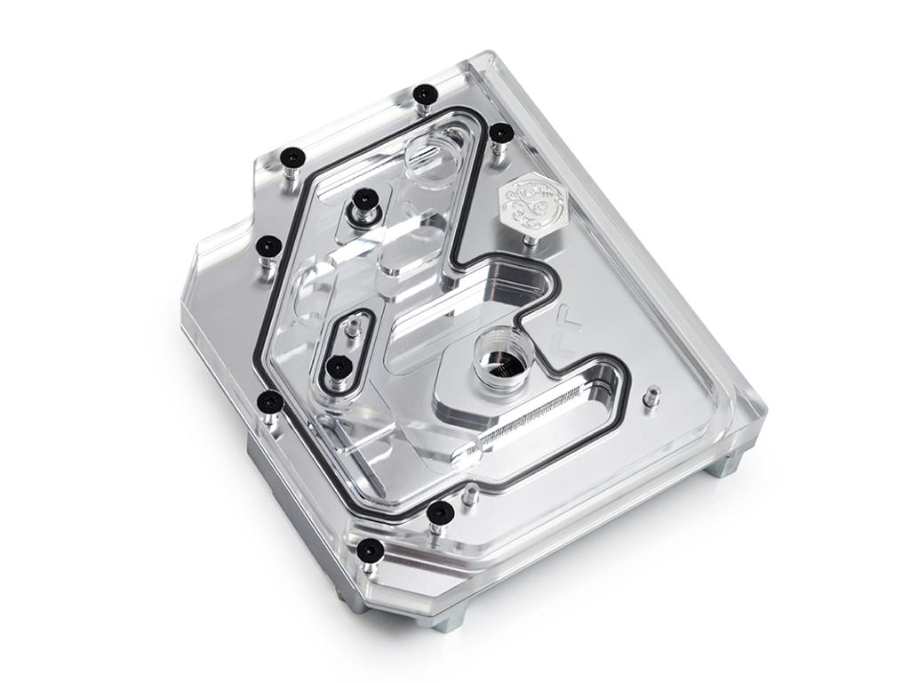 Bitspower MonoBlock For MSI Z370I GAMING PRO CARBON AC
