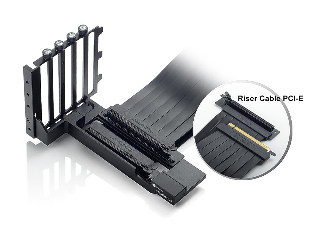 Bitspower Dual VGA Vertical Support
