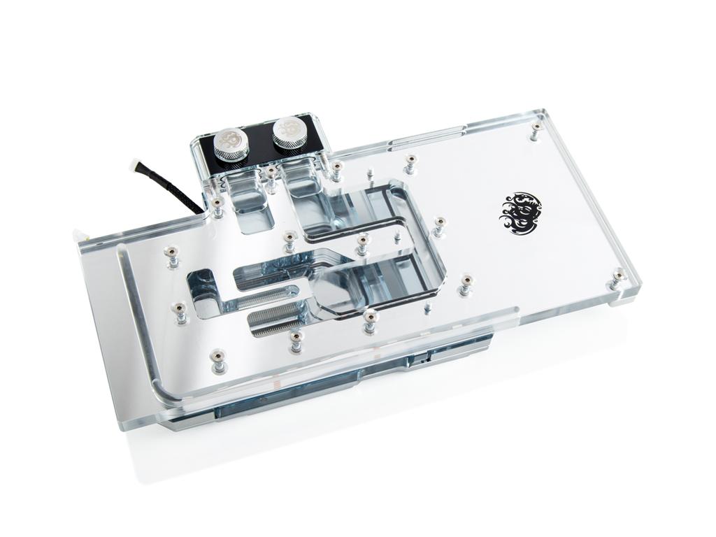 Bitspower Lotan VGA water block for GALAX Geforce RTX 2080 Ti HOF