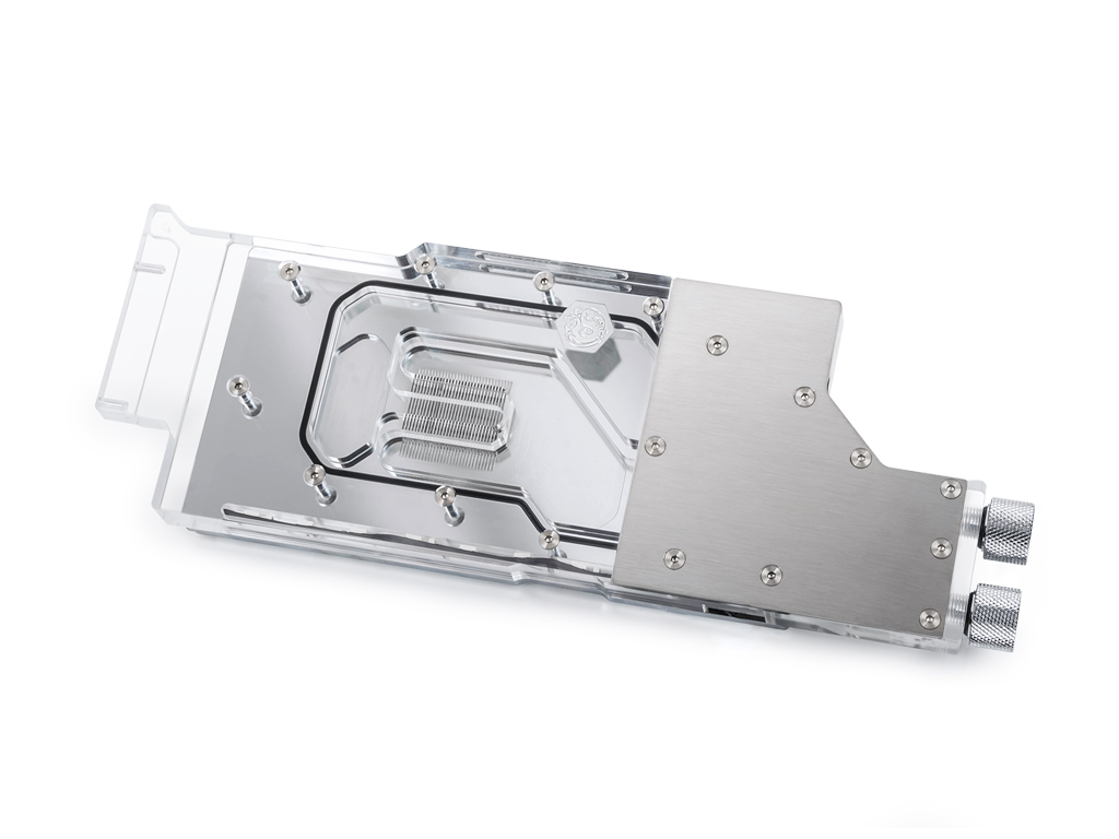 Bitspower Lateral VGA water block for NVIDIA GeForce RTX 20 series