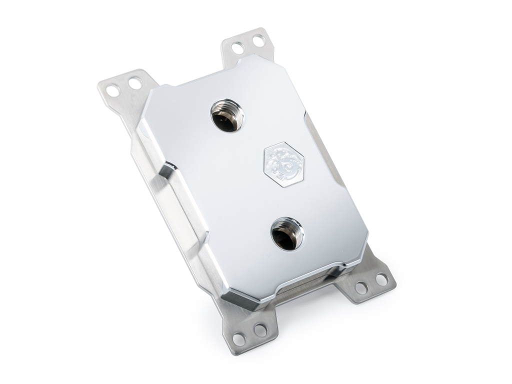 Bitspower CPU Block Summit ELX for AMD TRX40 Platform (Metal)