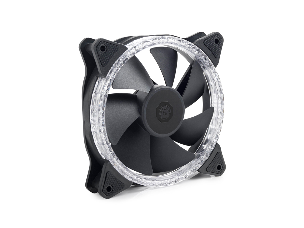 Bitspower Notos Xtal 120 Fan Digital RGB