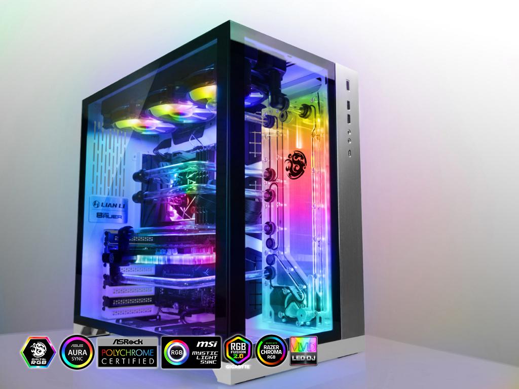 Bitspower Sedna O11D Kit Set for LIAN LI O11 DYNAMIC Series