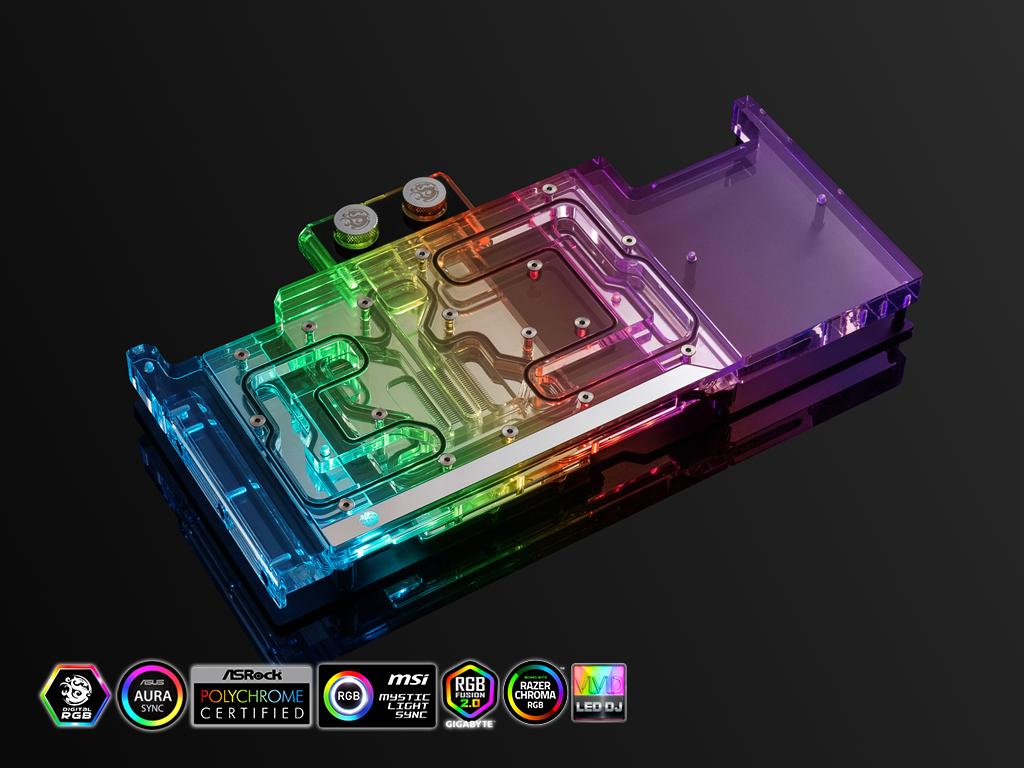 Bitspower Classic VGA water block for GALAX GeForce RTX 3090 HOF series